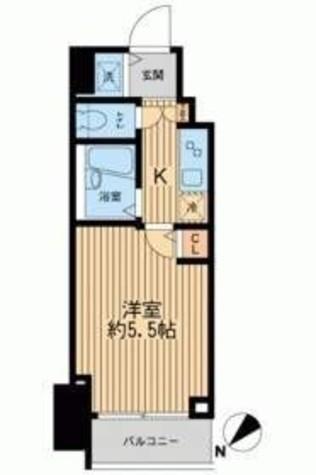 フェニックスレジデンス新横浜 / 10階 部屋画像1
