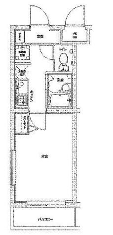 ドルチェ東京氷川台パークサイド / 103 部屋画像1