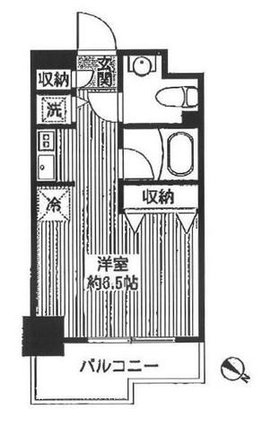 シテリオ渋谷松濤 / 2階 部屋画像1
