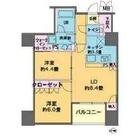 カスタリアタワー品川シーサイド / 810 部屋画像1