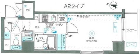 フェニックス横濱吉野町 / 3階 部屋画像1