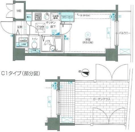 フェニックス横濱吉野町 / 8階 部屋画像1