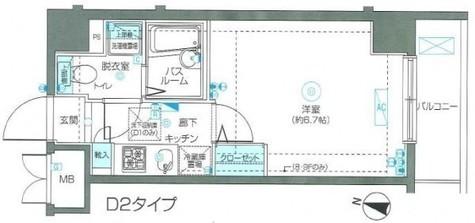 フェニックス横濱吉野町 / 904 部屋画像1