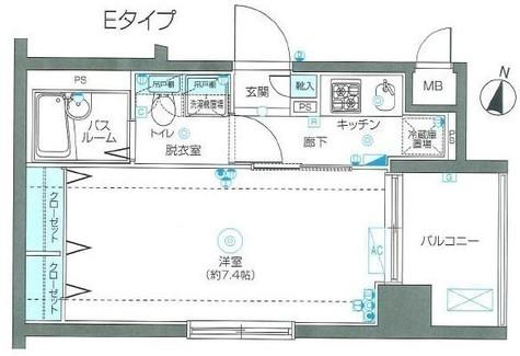 フェニックス横濱吉野町 / 605 部屋画像1