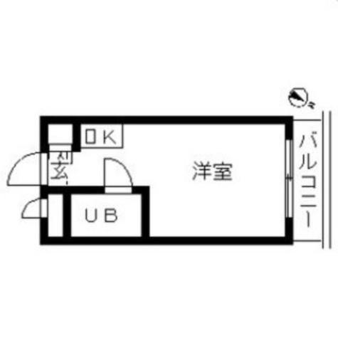 TOP南青山第2 / 1階 部屋画像1