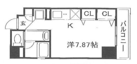 マイスターハウス川崎 / 5階 部屋画像1