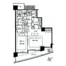 みなとみらいミッドスクエア ザ・タワーレジデンス / 821 部屋画像1