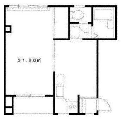 メゾンリンクス / 2階 部屋画像1