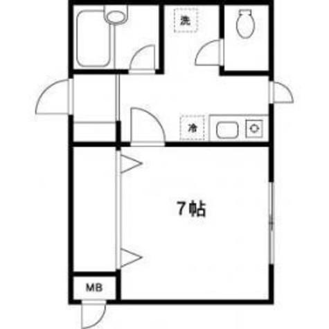 DRホームズ南品川 / 1階 部屋画像1