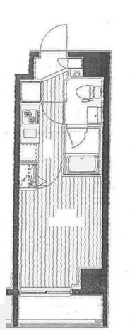 プレール・ドゥーク川崎 / 402 部屋画像1