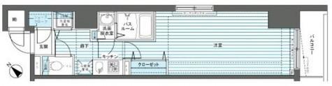 フェニックス新横濱参番館 / 9階 部屋画像1