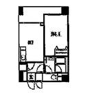 銀座レジデンス参番館 / 9階 部屋画像1