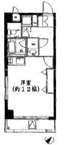 エルスタンザ参宮橋 / 204 部屋画像1