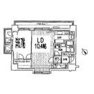 エステージ築地 / 501 部屋画像1
