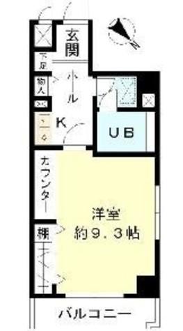 東建シティハイツ鶴見中央 / 4階 部屋画像1