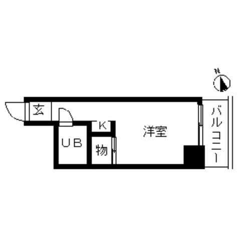 TOP仲木戸第1(トップ仲木戸第1) / 604 部屋画像1