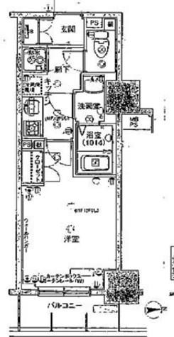 浅草橋 7分マンション / 1002 部屋画像1
