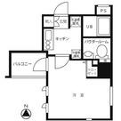 岩本町 5分マンション / 2階 部屋画像1