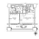 パークアクシス御茶ノ水ステージ / 6階 部屋画像1