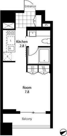 ベルファース戸越スタティオ / 3階 部屋画像1