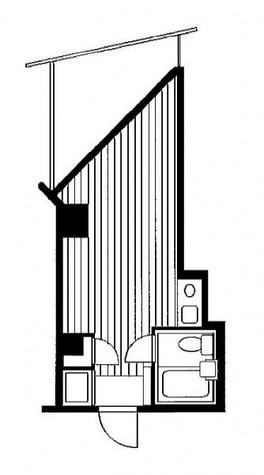 プレール横浜山手 / 105 部屋画像1