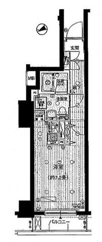 プレール・ドゥーク西横浜 / 405 部屋画像1