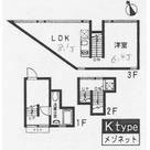 EBISU FOLIO Act .3 / K 部屋画像1