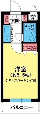 ライオンズマンション渋谷本町 / 3階 部屋画像1