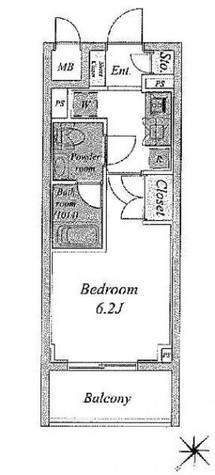 プライマル大森 / 2階 部屋画像1