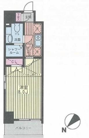 パークキューブ武蔵小杉 / 1001 部屋画像1