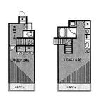 グラーサ銀座EAST(グラーサ銀座イースト) / 1210 部屋画像1