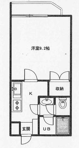 グランデ広尾 / 303 部屋画像1