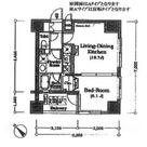 レジディア広尾南 / 7階 部屋画像1