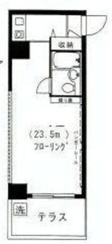 ハーベストハウス円山 / 1階 部屋画像1