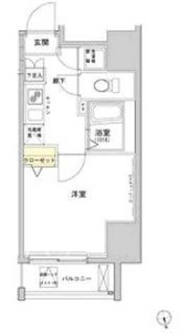 VIDA文京本郷 / 401 部屋画像1