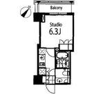 コンフォリア日本橋人形町イースト / 4階 部屋画像1