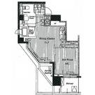 コスモグラシア清澄白河 / 701 部屋画像1
