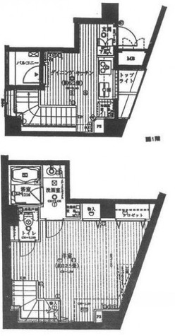 セーシェル恵比寿 / 1階 部屋画像1
