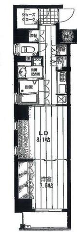 レスプリヴァルール / 4階 部屋画像1