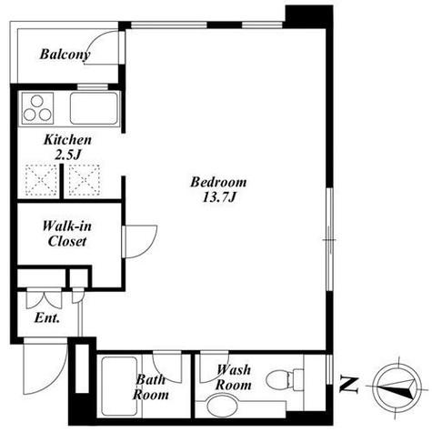 パレスサイドステージホームズ麹町 / 7階 部屋画像1