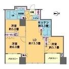 カスタリアタワー品川シーサイド / 806 部屋画像1