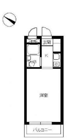 スカイコート西横浜5 / 1階 部屋画像1