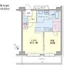 エコロジー豊洲プロセンチュリー / 906 部屋画像1