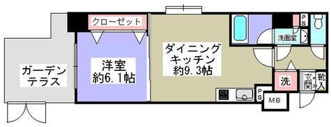 フェニックス本郷東大前 / 2階 部屋画像1