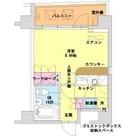 HF八丁堀レジデンスⅡ / 1207 部屋画像1