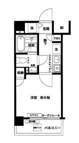 ソアブール池上 / 2 Floor 部屋画像1