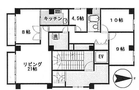 サニーアンドサニー / 2階 部屋画像1