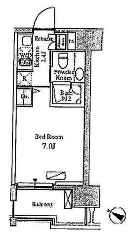 ベルファース目黒 / 5階 部屋画像1
