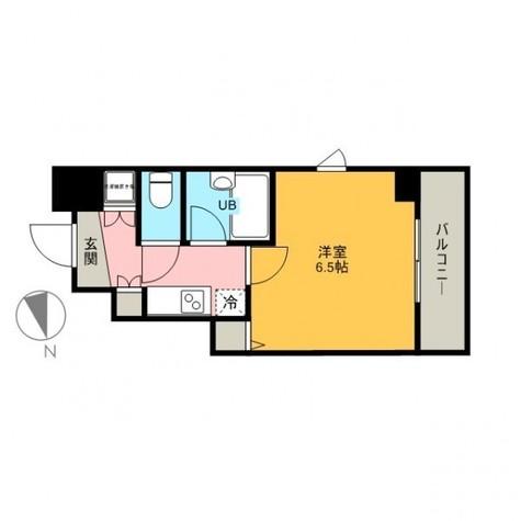 パークウェル浜松町 / 7階 部屋画像1