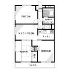 目黒本町マンション / 403 部屋画像1
